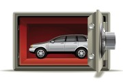 the concept of secure car storage